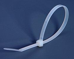 Кабельные стяжки стандартные нейлоновые белые тип КСС Fortisflex