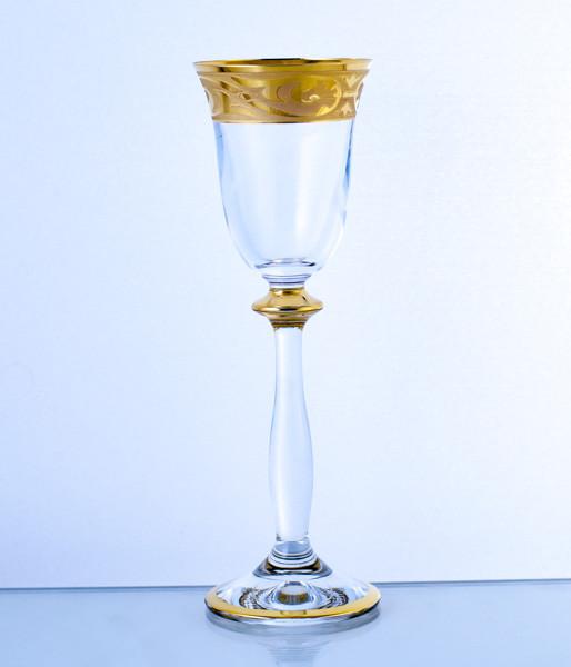 Рюмки для водки Angela 60мл 6шт 503/34/6 a60 maha.zl. Алматы