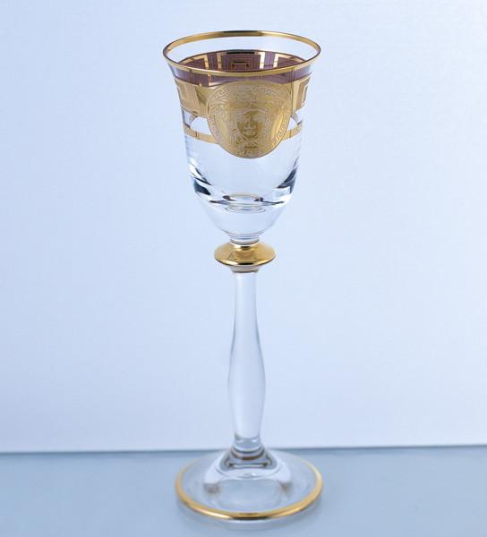 Рюмки для водки Angela 60мл 6шт 503/46/6 vodka a-ks.hl.pr.zl. Алматы