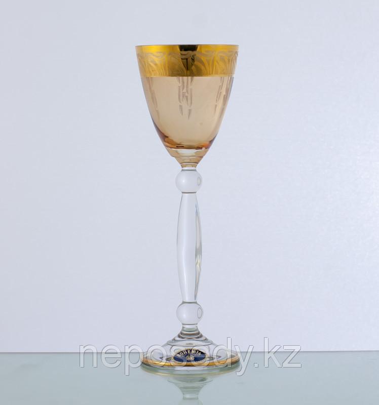Рюмки для водки Charlotte 60мл. 6шт. 40661-436944-60. Алматы