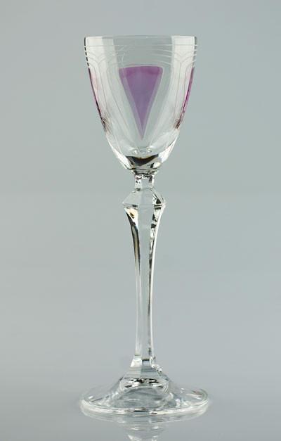 Рюмки для водки Elisabeth 70мл 6шт богемское стекло, Чехия 40760-K0232-70. Алматы