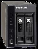 QNAP VSM-2000  Центральная система управления и мониторинга на два жестких диска, фото 2