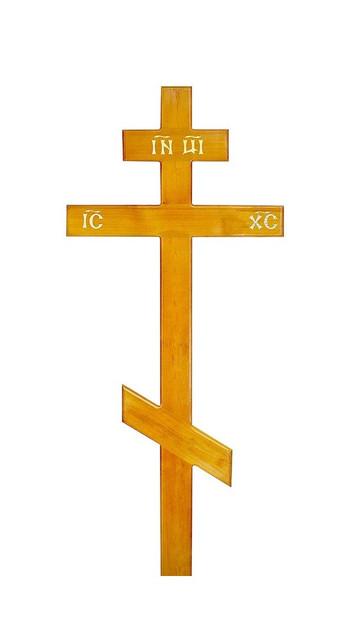 Кресты деревянные православные