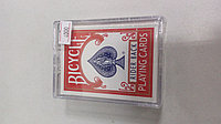 Фокусные карты Bycicle Rider Back playing cards, фото 1