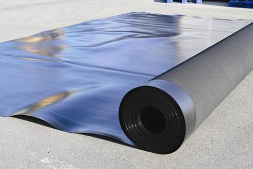 Геомембрана HDPE толщина 4мм - фото 2