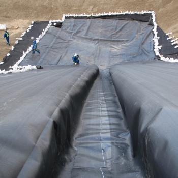 Геомембрана LDPE толщина 3мм - фото 3