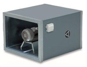 Канальный вентилятор NVS 23 (Трехфазный двигатель), фото 2