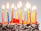Свечи на торт, фото 3
