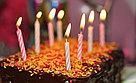 Свечи на торт, фото 4