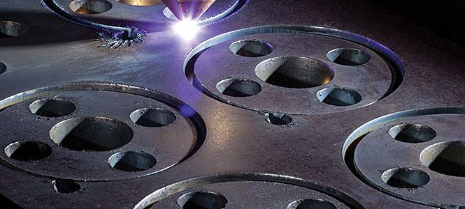 Фигурная плазменная резка металла - фото 2