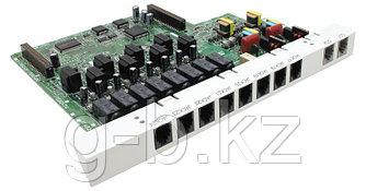 KX-TE82480X плата 2-х внешних и 8 внутренних линий /