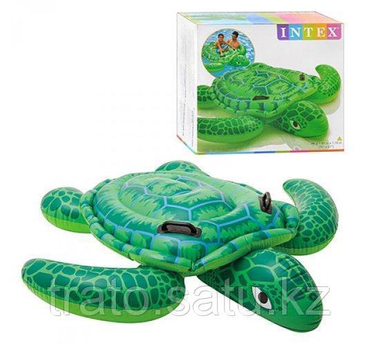 Плотик Intex 56524. Черепаха 191х170 см