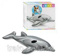 Надувной Дельфин Intex 58539 201x76 см