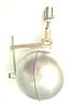 Пневматический сенсор перенаполнения, с поплавком из нержавеющей стали