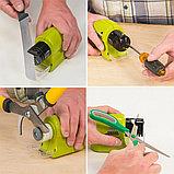Точилка для ножей электрическая беспроводная Swifty Sharp., фото 2