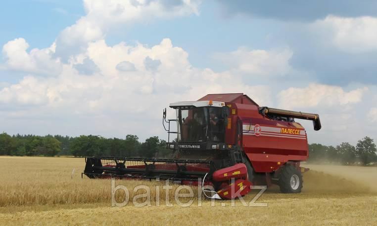 Жатка для зерновых культур ЖЗК