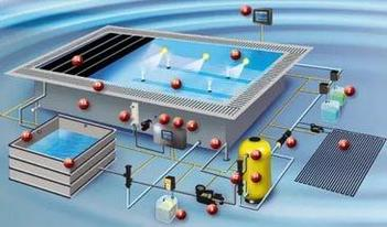 Материалы и оборудование для бассейнов