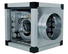 Канальные вентиляторы в шумоизолированном корпусе VORT QBK COMFORT