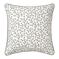 Чехол на подушку 50х50 ЛУНГЁРТ серый ИКЕА, IKEA , фото 1