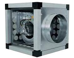 Канальный вентилятор VORT QBK COMFORT 7/7 6M 3V
