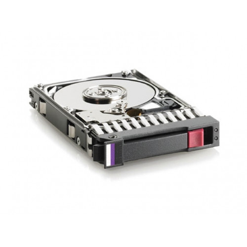MM0500FAMYT Жесткий диск HP 500GB 7200RPM SAS 6Gbps Hot Swap Dual Port 2.5-inch