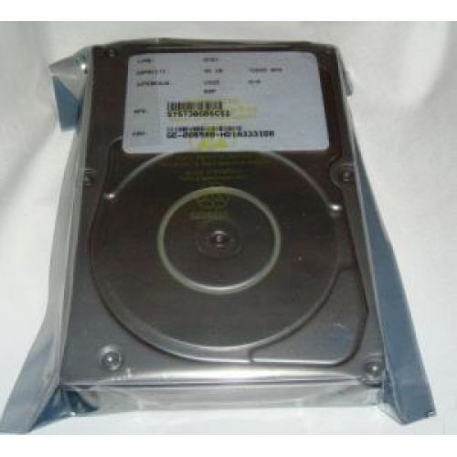 YJ428 Dell 73-GB U320 SCSI HP 15K