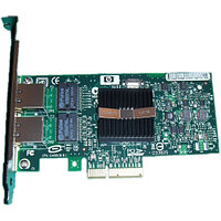 AD337A Сетевая Карта HP AD337A PCI Express Dual Port Gigabit Server Adapter (Intel) EXPI9402PT Pro/1000 PT i82571EB 2x1Гбит/сек 2xRJ45 LP PCI-E4x