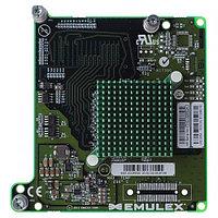 659818-B21 HP-LPe1205A Dual-channel 8Gb Fibre Channel Mezzanine Host Bus Adapter for HP Gen8 BladeSystem c-Class