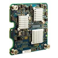406770-B21 Сетевой Адаптер HP NC373m Broadcom 5708S 2x1Гбит/сек Dual Port PCI-E4x Mezzanine Multifunction Gigabit Server Adapter For ProLiant cClass