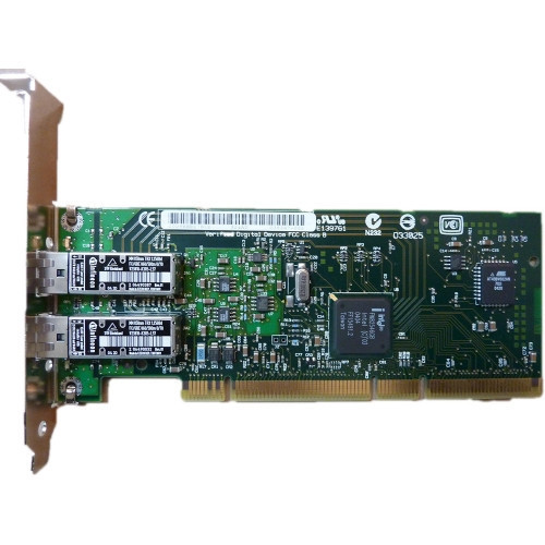 03N6973 Сетевая Карта IBM 5707 (Intel) PWLA8492MF PRO/1000 MF Dual Port i82546GB 2x1000Base-SX 2x1Гбит/сек Fiber Channel PCI/PCI-X