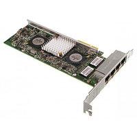 49Y4222 Сетевая Карта IBM NetXtreme II 1000 Express Quad Port Ethernet Adapter (Broadcom) BCM95709A0906G 4x1Гбит/сек 4xRJ45 LP PCI-E4x