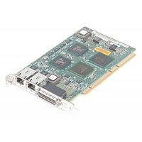 501-5727 Сетевая Карта SUN Microsystems X2222A Dual Fast Ethernet Adapter/ Dual SCSI Adapter i21154BE 2x100Мбит/сек 2xRJ45 2xVHDCI PCI/PCI-X