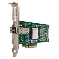 QLE2560-CK Qlogic 8Gbps single-port Fibre Channel-to-x4/x8 PCI Express adapter, multi-mode optic