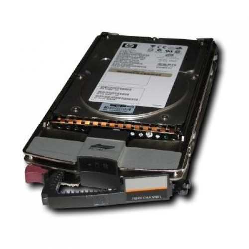 531294-001 300GB hard disk drive - 15,000 RPM, 4Gb/s transfer rate, Fibre Channel (FC) connector