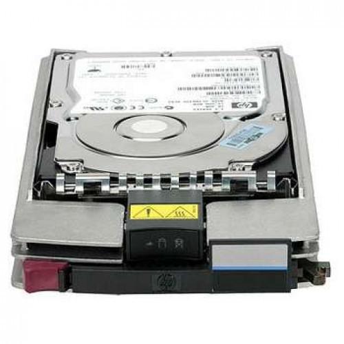 AJ711B Hewlett-Packard EVA M6412A 400GB 10K 4Gb Fibre Channel Dual Port Hard Disk Drive