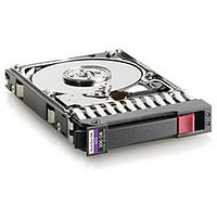 "DB1000BABFF HP 1-TB 3G 7.2K 3.5"" DP SAS HDD"