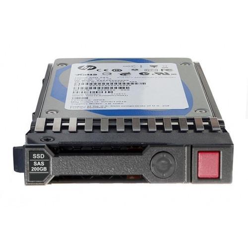 632429-002 HP 200GB 6G SAS SLC SFF (2.5-inch) Enterprise Performance Solid State Drive