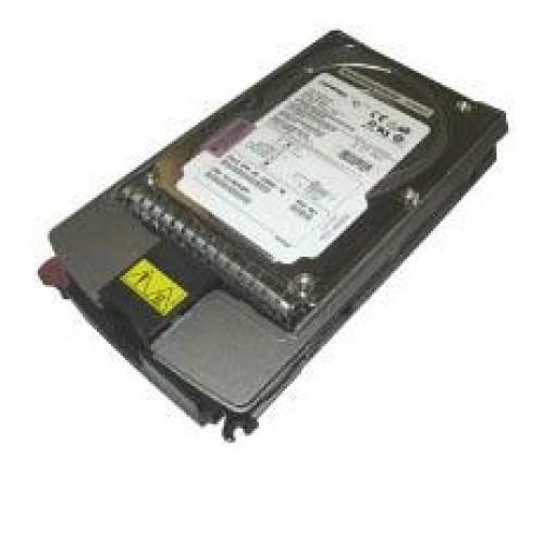 233349-001 72.8GB Wide Ultra3 SCSI, 10K, 80 Pin SCA-2, 1-inch