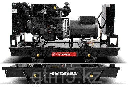 ГЕНЕРАТОР HIMOINSA HHW 50 T5 (56кВА, 400/3/50)