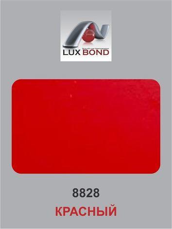 Алюкобонд LUXBOND красный 4 (21мкр), фото 2