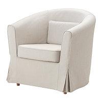 Кресло ТУЛЬСТА Нордвалла бежевый ИКЕА, IKEA , фото 1