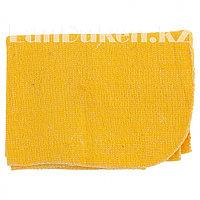 Салфетка для уборки пола, желтая Х/Б 50х70 см ELFE 92329 (002)