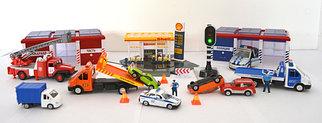 Машинки, мотоциклы, вертолеты, самолеты, железные дороги