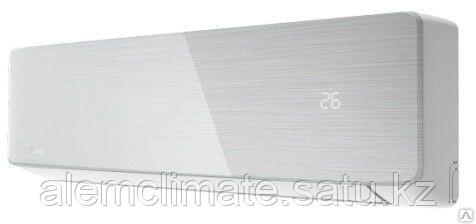 """Кондиционер MIDEA AURORA MSAB-18HRN1-S, серебристая панель """"инсталляция в комплекте"""" (45-50м2.)"""