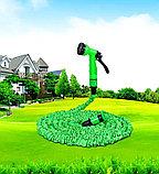 Шланг Magic-hose 45 метров, садовый, растягивающийся для полива с распылителе., фото 2