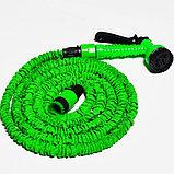 Шланг Magic-hose 45 метров, садовый, растягивающийся для полива с распылителе., фото 3