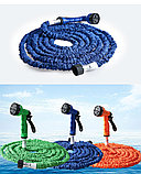 Шланг Magic-hose 45 метров, садовый, растягивающийся для полива с распылителе., фото 4