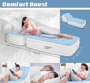 Надувная кровать-лежак Bestwey 67386, фото 2