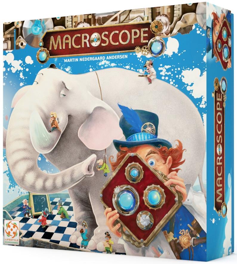 Настольная игра: Макроскоп