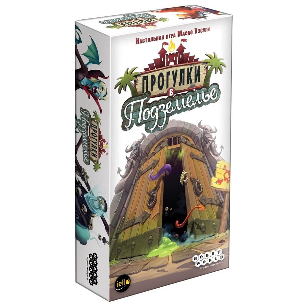 Настольная игра: Прогулки в Подземелье